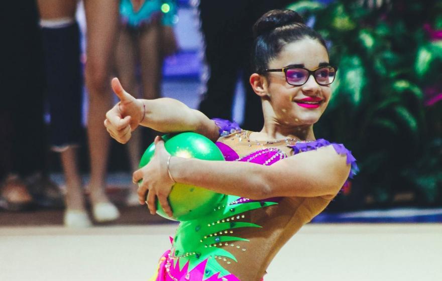 Gymnastique Rythmique : finir en Beauté à Nantes !!!