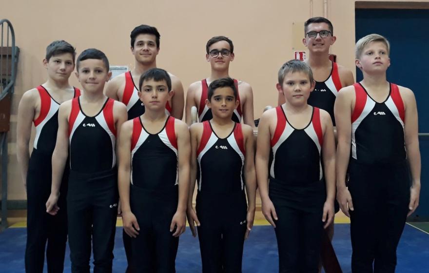 Championnat inter-départemental par équipe  FFGym